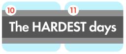 day-10-11-hardest